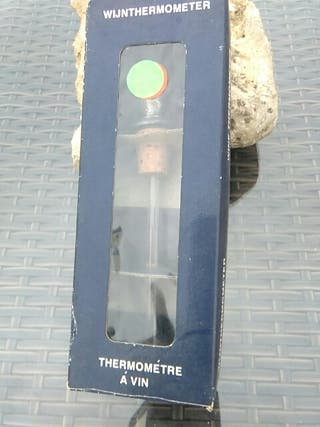 termometro de vino