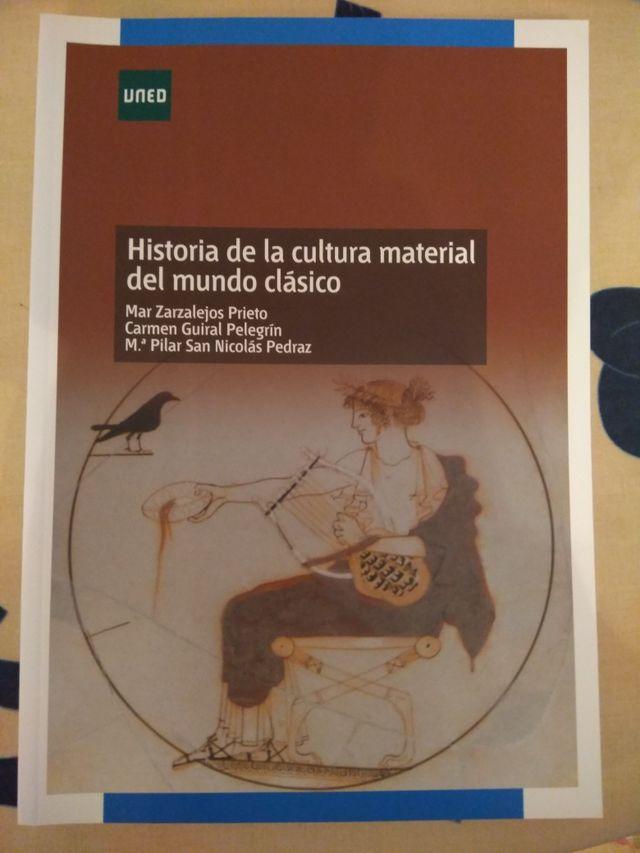 Historia de la cultura material del mundo clásico.
