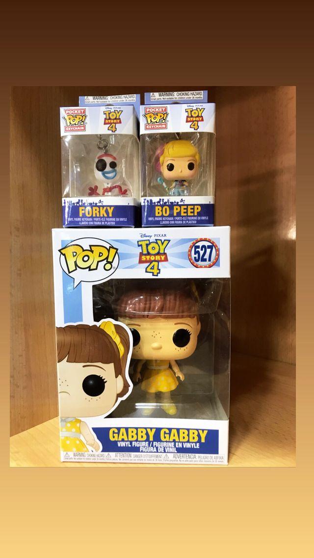 Funko pop Toy Story 4
