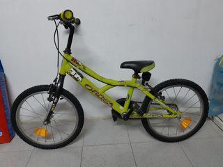 Bicicleta Orbea de niño