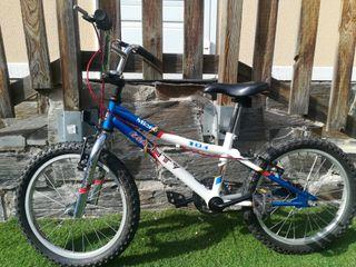 Bicicleta Monty Niño 18