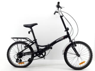 "BICICLETA PLEGABLE URBAN LIFE PS.30 20"" TALLA S"