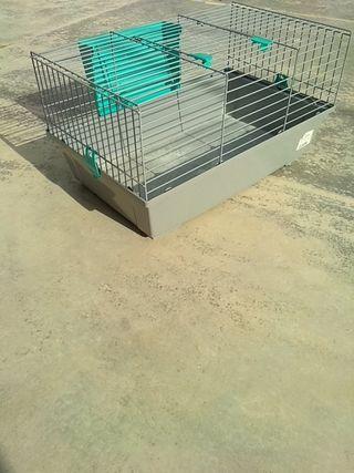 jaula (rebajado)hamster o kobaya
