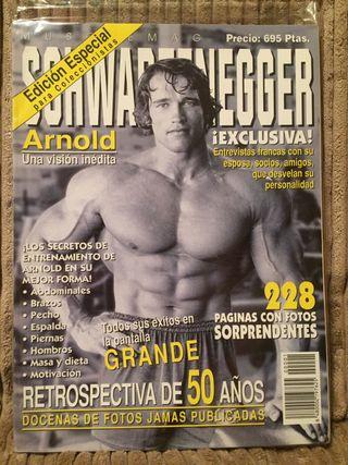 Revista especial Schwarzzenegger