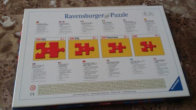 Puzzle 200 piezas > 8 años. Spiderman