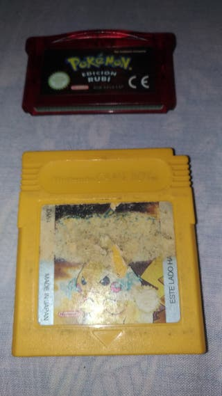 2 juego pokemon