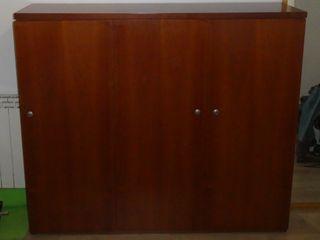 Mueble armario habitación mas zapatero