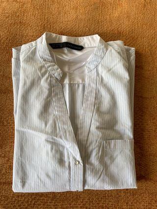 c220b84cb Camisas para mujer Zara de segunda mano en Zaragoza en WALLAPOP
