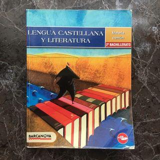 Libro Castellano 2 Bachillerato