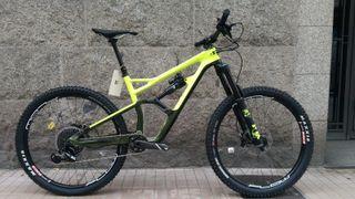 Bicicleta Cannondale Jekyll 27,5 talla M 2018