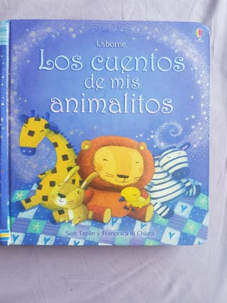libro cuentos niños