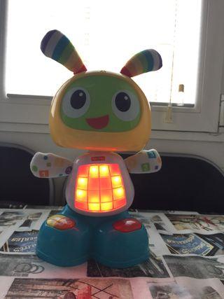 Robi robot juguete Fisher Price
