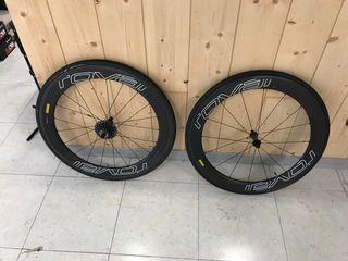 Juego de ruedas Roval clx