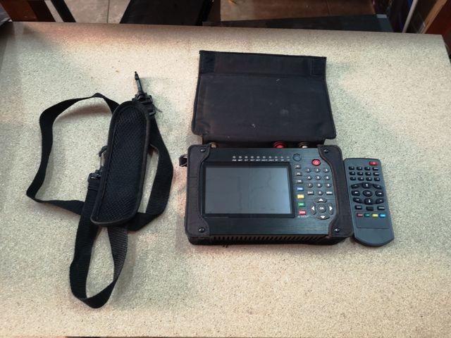 Medidor TDT y SAT HD