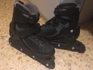 Juego de patines en línea