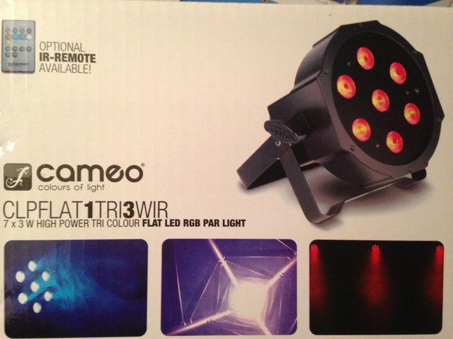 Truss + Equipo iluminacion LED