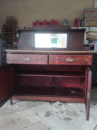 mueble antiguo (canterano)
