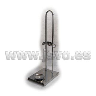 Jamonero Inox vertical con base Inox FC 17403