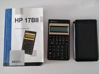 Calculadora Financiera HP 17 B II