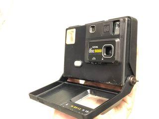 Camara Kodak Disk 6000 rara Vintage