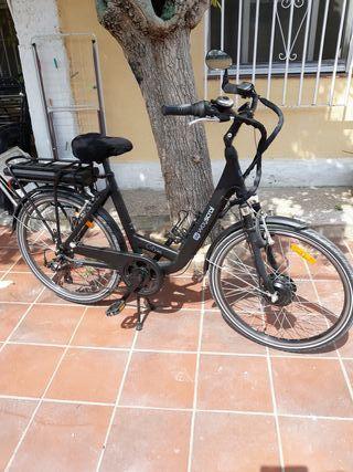 Bicicleta electrica wayscrall