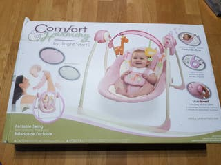 Hamaca bebé Confort Harmony by Bright Stars