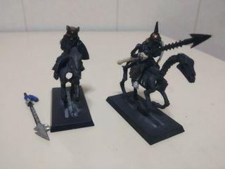 Warhammer - Condes Vampiro: Caballeros Negros