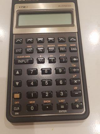 HP 17 B II Business calculadora financiera