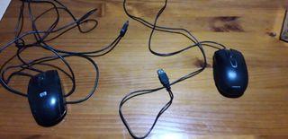 ratones de ordenador que me sobran