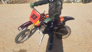 Moto infantil 49 cc Morini