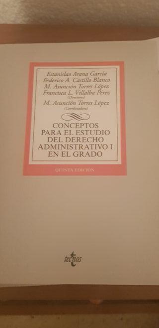 Libro Reg Juridico Administrativo I