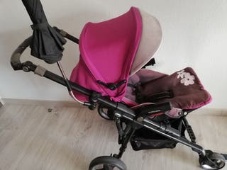 CARRITO BEBE JANE MATRIX CROSS REVERSE