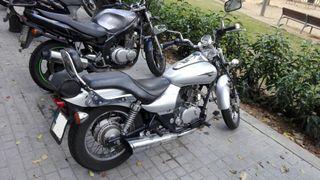 Kawasaki eliminator 125