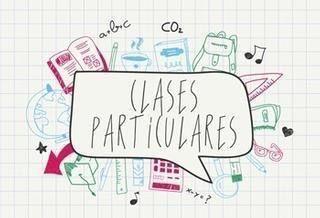 Clases particulares primaria y ESO