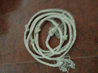 Cuerda Gruesa desde primer nudo al ultimo 5 m.