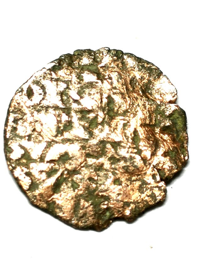 Moneda Medieval, Nº 0147.