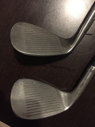 Palos de golf wedges 52 y 56 Titleist Vokey