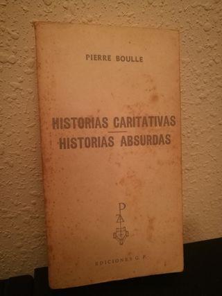 Libro HISTORIAS CARITATIVAS e HISTORIAS ABSURDAS