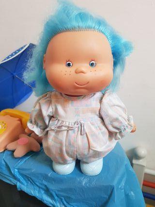 muñeca polilla años 80