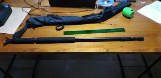 bastón de apoyo de rifle de 1.8- 1.9 metro