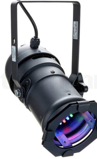 3 focos LED