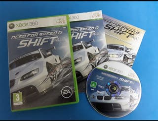 Xbox 360 - Need for Speed Shift