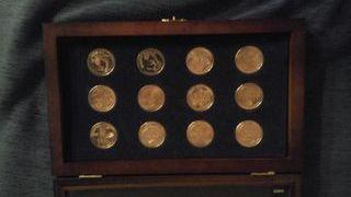 Monedas conmemorativas Centenario Real Madrid.