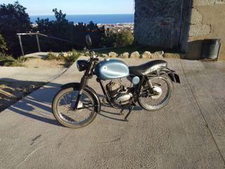 Ossa 125 C 1961