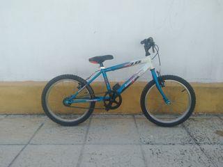 Bicicleta infantil de 18´´