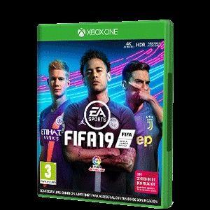 FIFA 19 Xbox One sin abrir