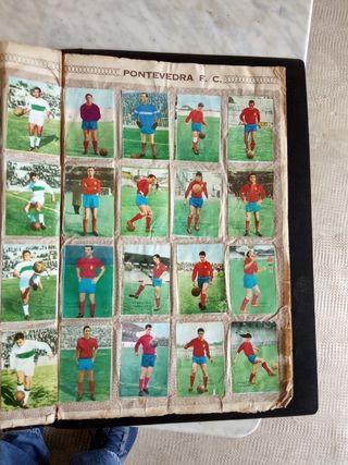 album de fútbol completo