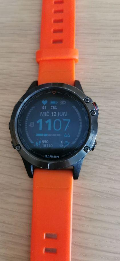 Reloj Garmin Fenix 5 47mm