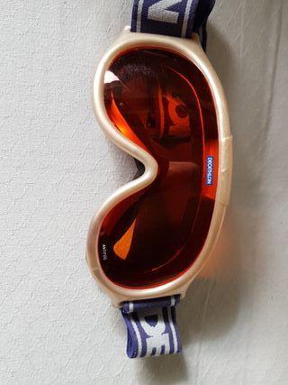 gafas de esquí marca decathlon