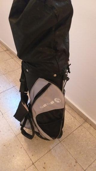 Bolsa de palos de golf zurdo mujer